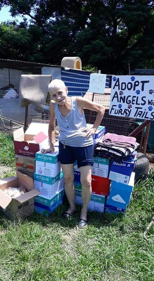 Adopt Angels with Furry Tails